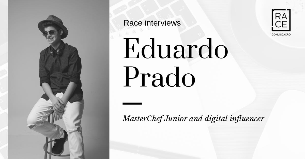 Race Communications Race interviews Eduardo Prado - Race interviews: Eduardo Prado